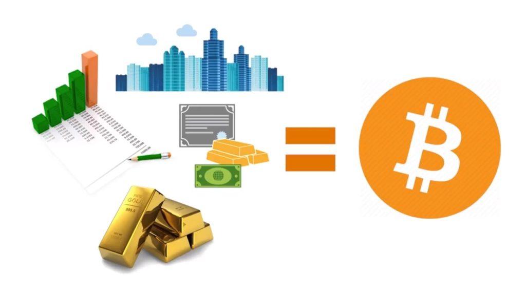 bitkoin naravne s tradicionnymi investiciyami