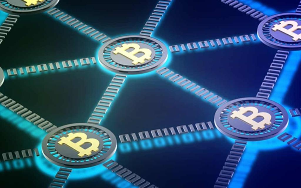 bitkoin osnovan na blokchejne