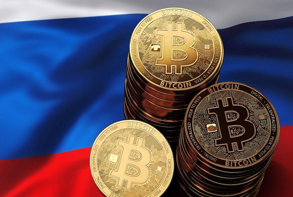 bitkoiny v rossii