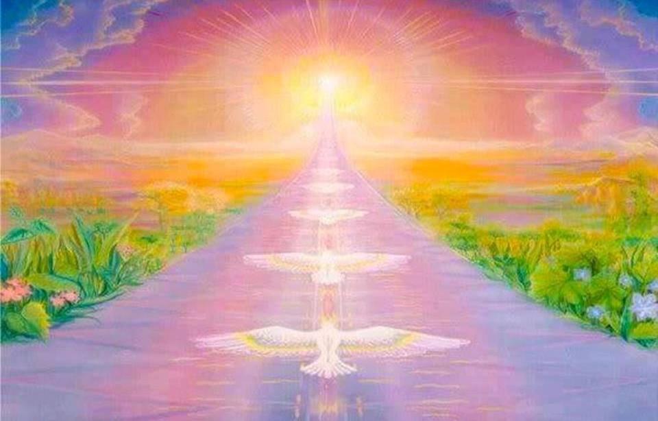 Духовная природа картинки